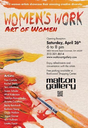 Womens Work Poster